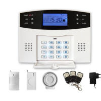 Alarmy a zabezpečení